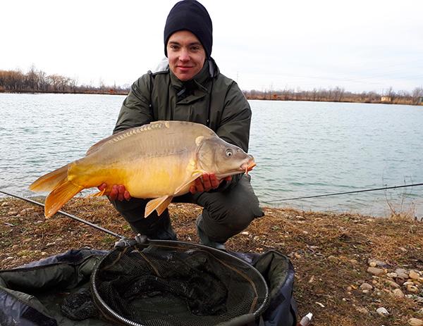Kvůli takto krásným rybám se vyplatí mrznout!