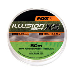 Fluorocarbon Fox Illusion SX 0,30 mm