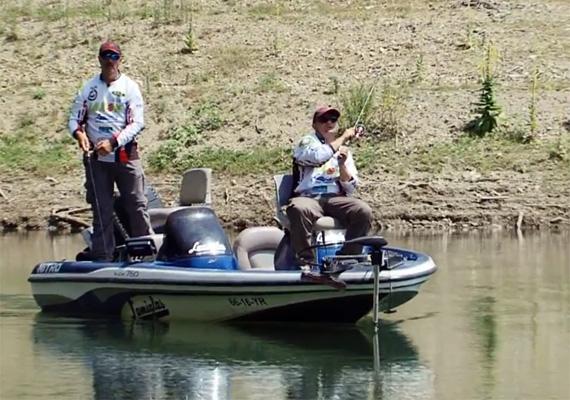 pescuit biban