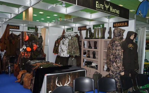 Elite Hunting – Pentru debut la o expoziție de profil