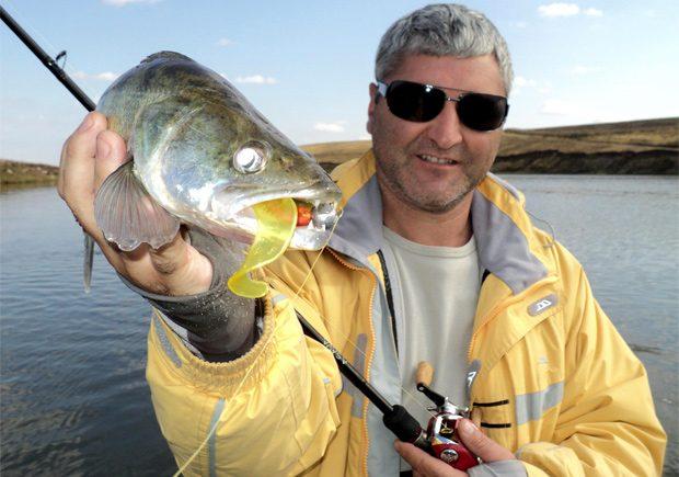 pescuitul salaului