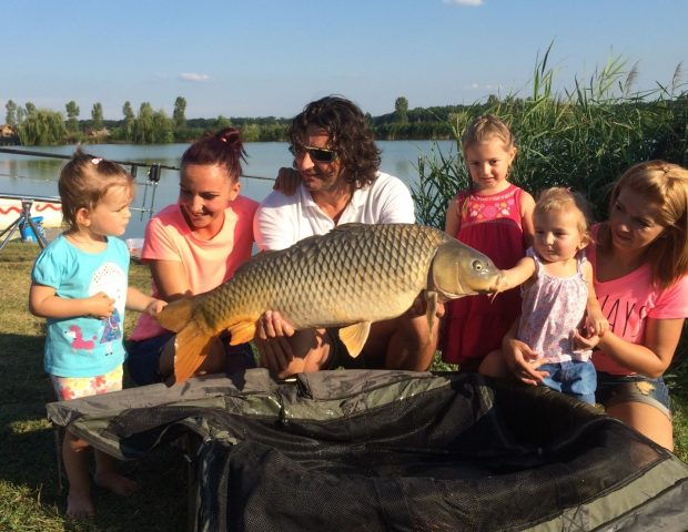 Deci - mergeti cu PVA-ul si Familia la pescuit !