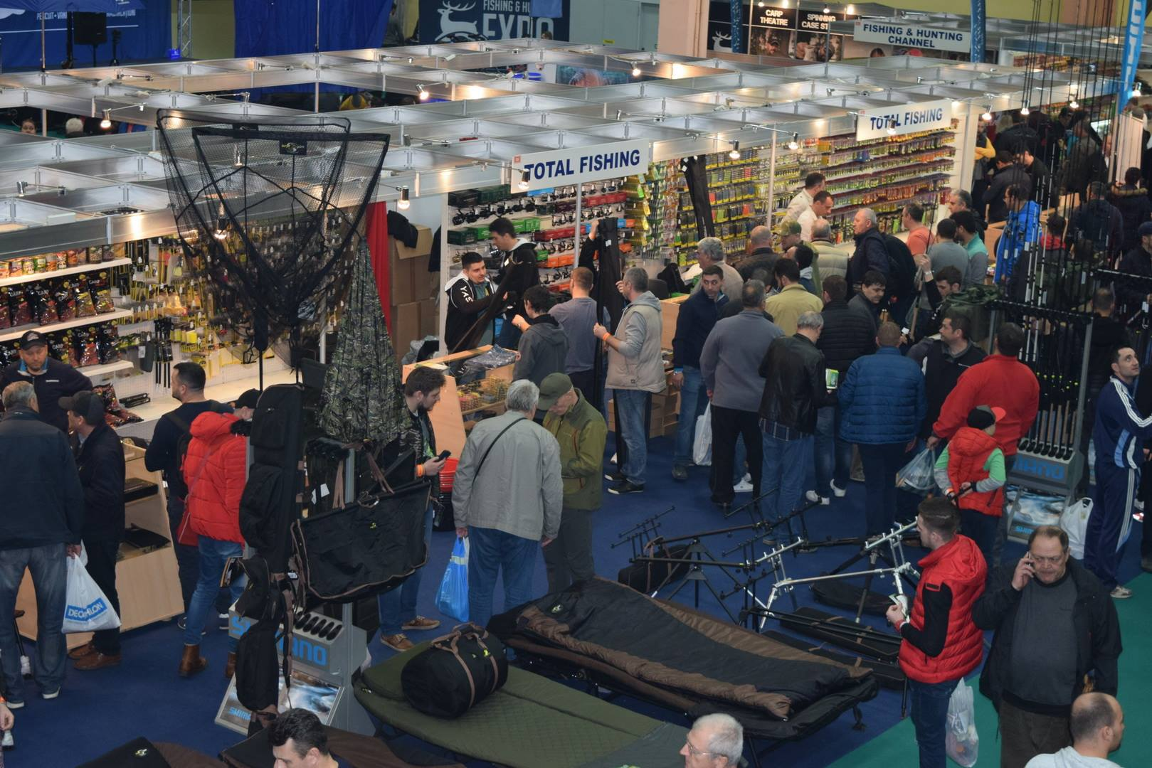 Fishing hunting expo 2017 cel mai mare eveniment de for Hunting and fishing expo