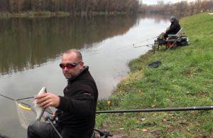 Pescuit pe Dunare la Moson